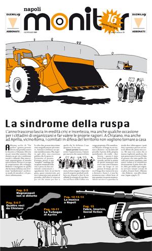 copertina di Francesco Feola